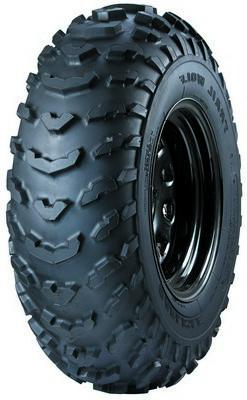 Carlisle Trail Wolf Rear Tires 22x10-10 4 Ply 2 Tires 537049
