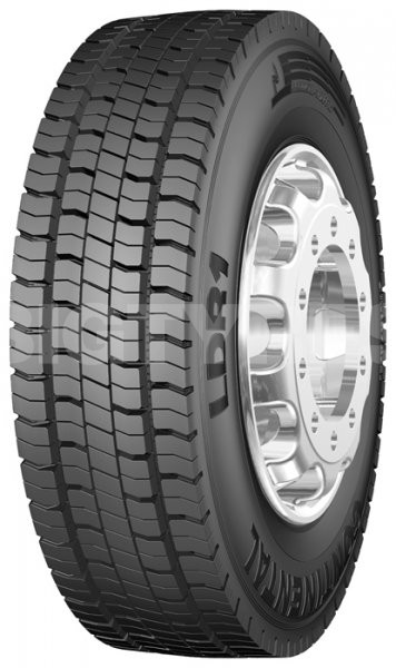 235 75r17 5 Continental Ldr1 132 130m Online Tyre Store
