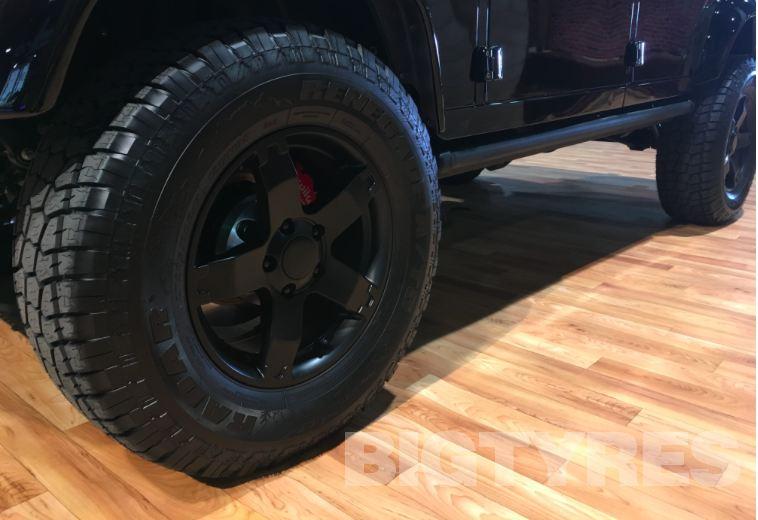 Radar Tyres - Shop for 4x4, Car & SUV Tyres