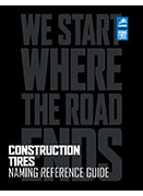 Camso - Construction Tyres Name Reference Guide