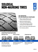Camso - Solideal Non-Marking Tyres