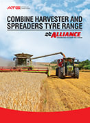 Alliance - Combine Harvester & Spreader Tyres