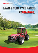 Alliance - Lawn & Turf Tyres
