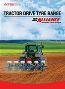Alliance - Tractor Drive Tyres