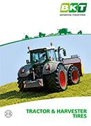 BKT - Tractor & Harvester Tyres