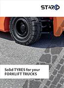 Starco - Forklift Tyres Information