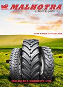 Malhotra - Tyre Range Catalog 2016