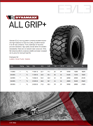 All Grip+ Tech Sheet