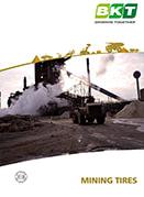 BKT - Construction & Mining Tyres