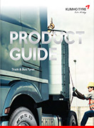Kumho Tyres - Truck Tyres Product Guide