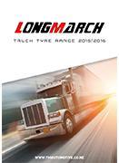 Longmarch - Truck tyre range 2015