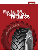 Technical Spec - Radial 65, 70, 85