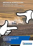 Michelin - Agriculure and Company Line Technical Data Book