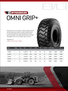Omni Grip+ Tech Sheet