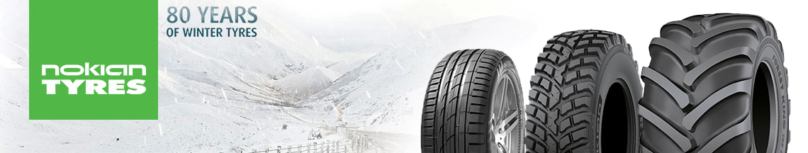Nokian MPT Agile 2 Tyres