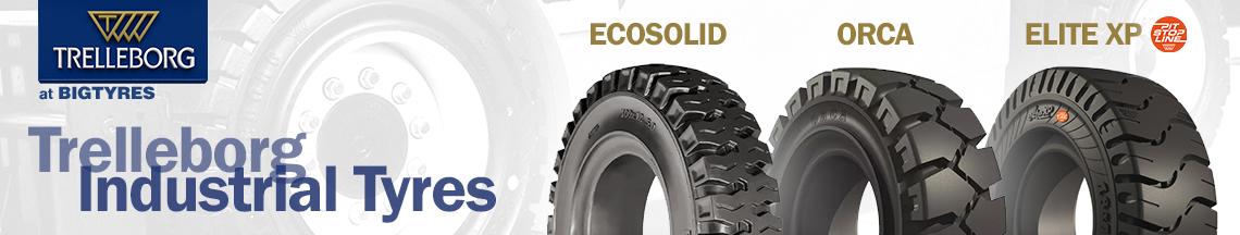 Trelleborg EcoSolid Tyres