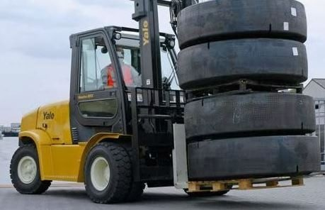 How To Choose The Right Forklift Tyres