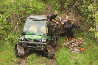 John Deere Launches Tracked Version of The Gator