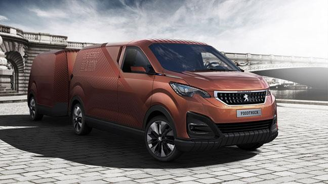 You Won't Believe What This Peugeot Truck Turns Into!