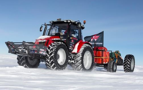Trelleborg Takes On The South Pole!