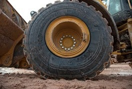 The Effects of Incorrect Tractor Tyre Pressure