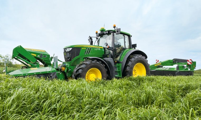 John Deere Announce New 6M & 6R Series Tractor Models