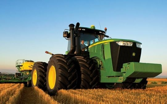 How to Fit or Remove your Tractor Tyres