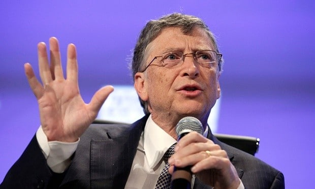 Bill Gates Supports World's Poorest Farmers