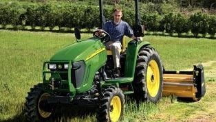 How To Choose the Right Compact Tractor Tyres