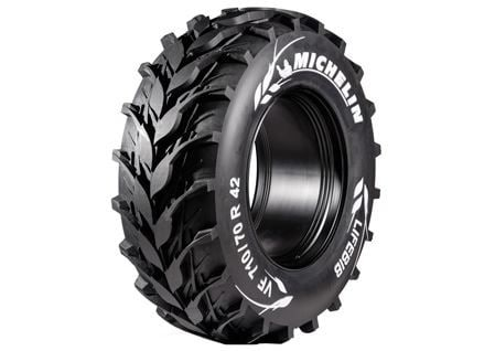 Michelin Showcases New Lifebib Tyre at SIMA 2015