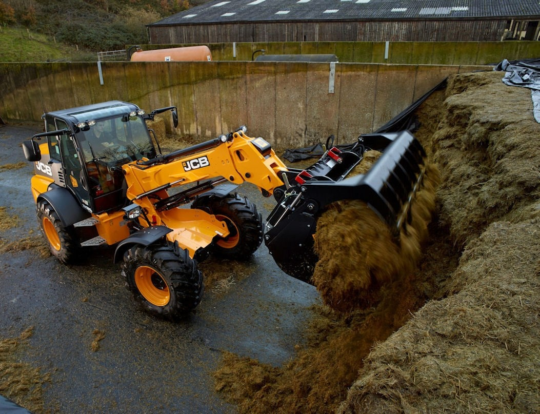 JCB's Handling Machines Get A New Range Of Attachments