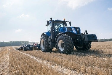 New Holland To Show Their Most Powerful Machines at Tillage-Live 2015