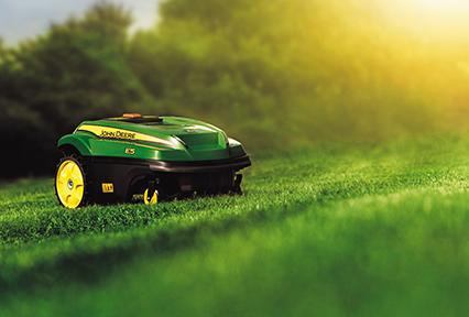John Deere's Robotic Lawnmower's are Improving?