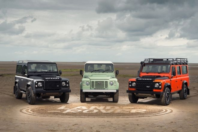 New Land Rover Defender Coming by 2019