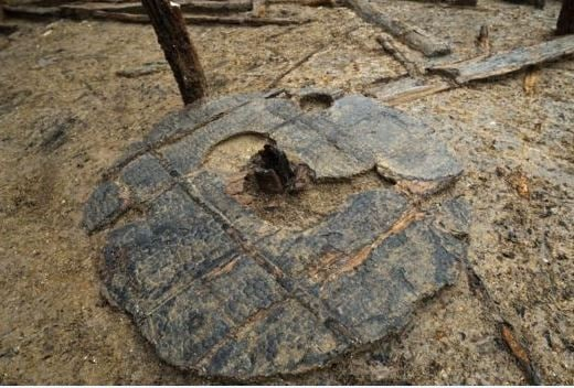 Bronze Age Wheel Found in Cambridgeshire