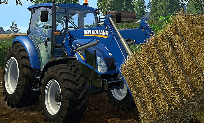 Trelleborg Tyres Chosen for Farming Simulator 2015 Video Game