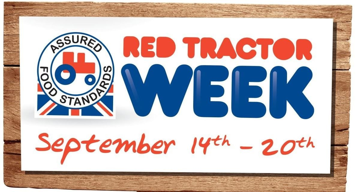 Red Tractor Week has Started!