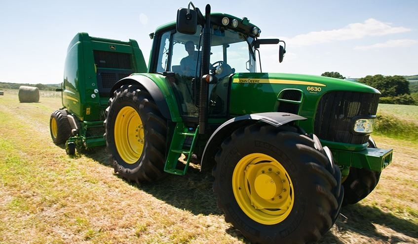 Tubeless Tractor Tyre Information