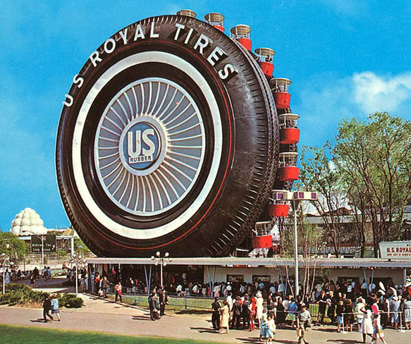 What Is The Worlds Largest Tyre?