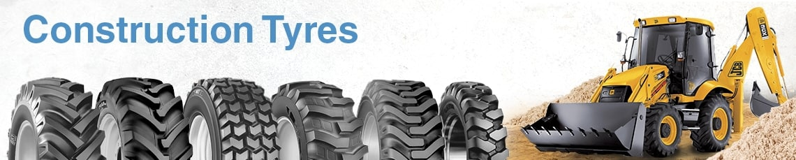 Shop for Construction Tyres