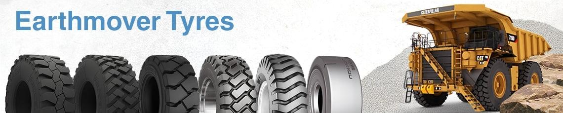 Shop Earthmover & OTR Tyres
