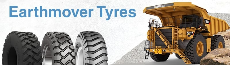 Shop for Earthmover Tyres