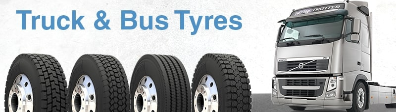 Shop for Truck and Bus Tyres