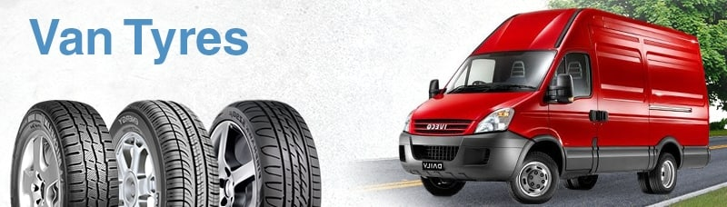 Shop for Van Tyres