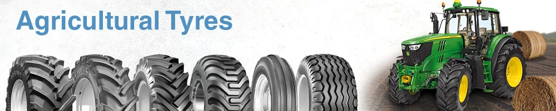 Shop Tractor Tyres, Agricultural & Farm Tyres