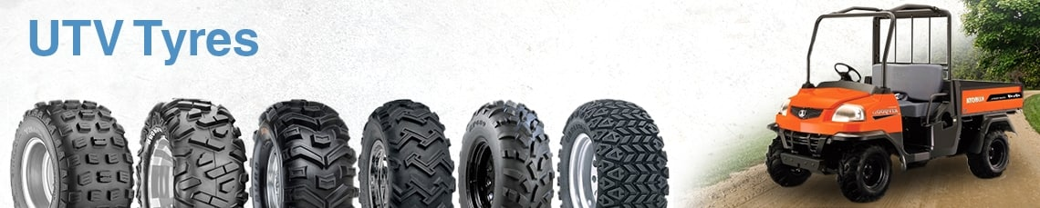 Shop for UTV Tyres & Utility Vehicle Tyres